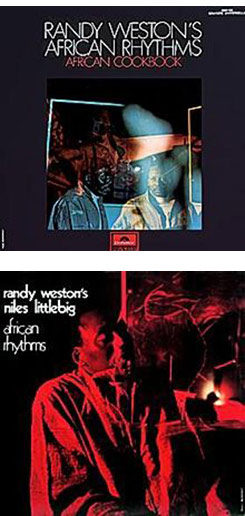 African Cookbook y Niles Littlebig de Randy Weston