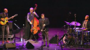 Dave Holland Aziza, en Madrid