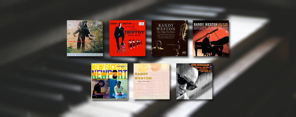 Randy Weston 1956-1961