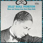 Blues and Stomps from Rare Piano Rolls