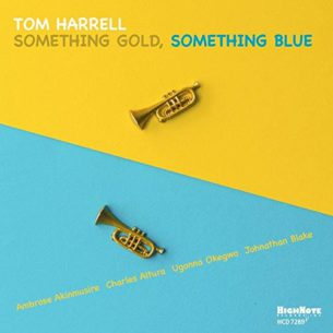 Tom Harrell - Something gold, something blue