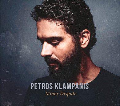 """Portada del """"Minor Dispute"""" publicado en 2015 y cuarto disco de Petros Klampanis cómo líder en el que confluyen jazz, música de raíces griegas y música clásica."""