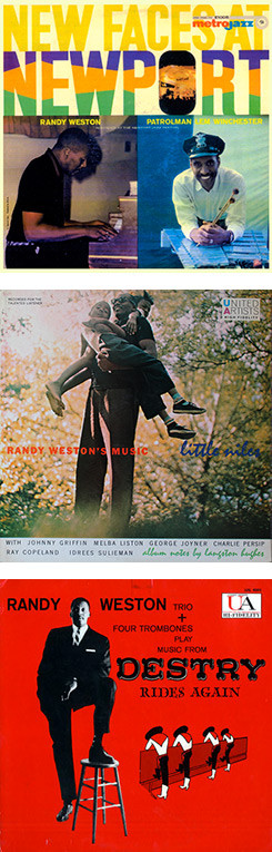 Randy Weston discography