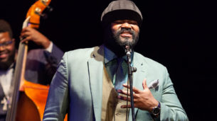 Gregory Porter en Madrid