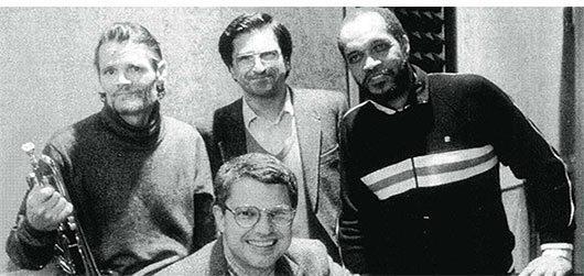Chet Baker, Enrico Pieranunzi, Charlie Haden y Billy Higgins