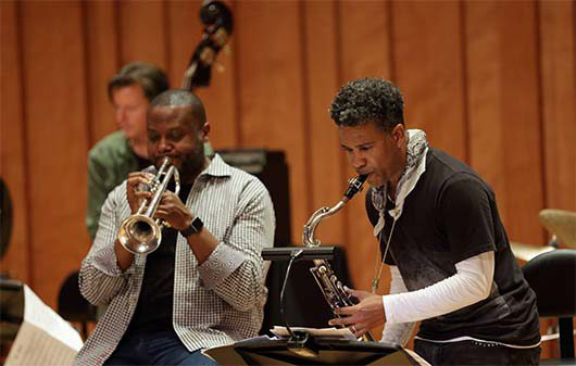 SfJazz Collective: Sean Jones, Sanchez y Penam