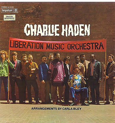 Liberation Music Orchestra.