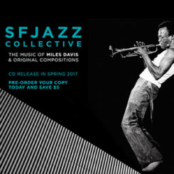 SFJazz Collective disco de Miles Davis