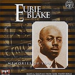Piano jazz en solitario - Eubie Blake discos