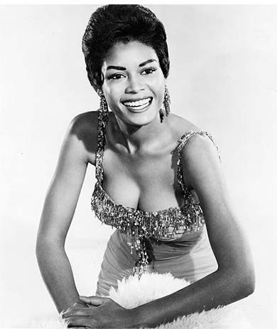 Abbey Lincoln joven
