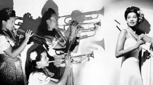 La mujer en el jazz - Sweethearts