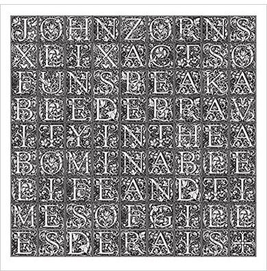 49 Acts of Unspeakable Depravity in the Abobinable Life and Times of Gilles de Rais de John Zorn